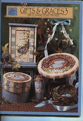 PAINTING BOOK - GIFTS & GRACES 3 by Charlene Pena