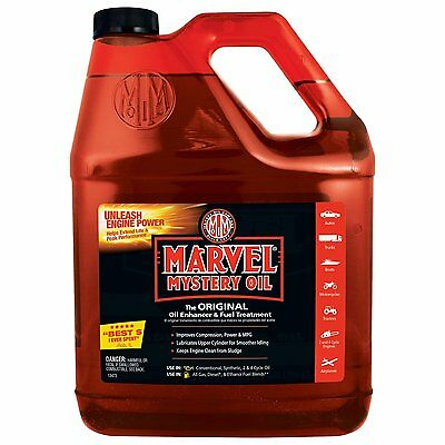 Marvel MM14R Mystery Oil 1 Gallon Fast Shipping New