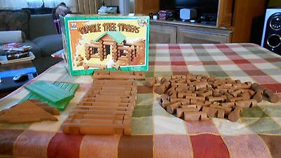 TUMBLE TREE TIMBERS Building Set CABIN 75 out of 77 pieces