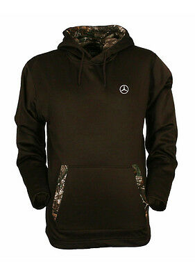 Oem Genuine Mercedes Benz Men's Performance Camo Fleece Hoodie