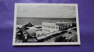 Cliff House And Seal Rocks, San Francisco