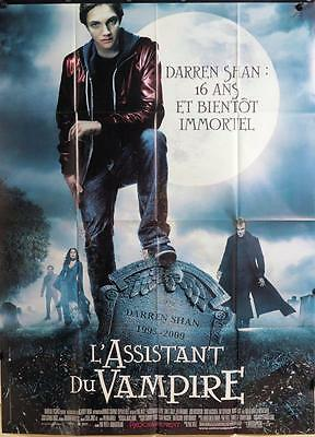 659 CIRQUE DU FREAK: THE VAMPIRE'S ASSISTANT advance French 1p '09 John C Reilly
