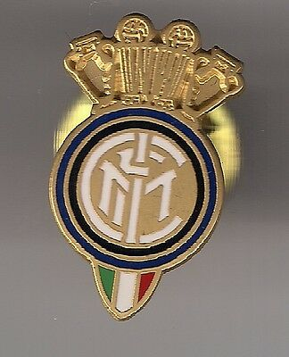 Distintivo Inter Milano Calcio Clip Badge Pins Smaltato