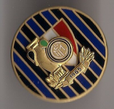 Distintivo Inter Milano Calcio Clip Badge Pins Smaltato In Rilievo