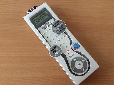 Electronic Dictionary Bookmark - Color: Grey - Brand New