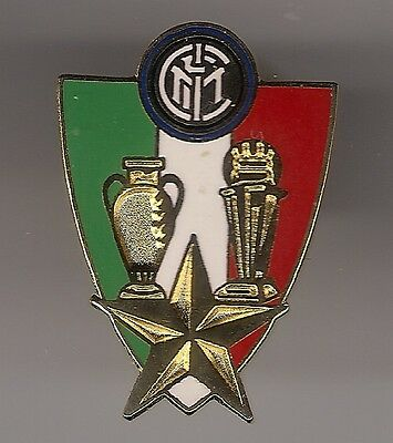 Distintivo Inter Milano Calcio Clip Badge Pins Coppe