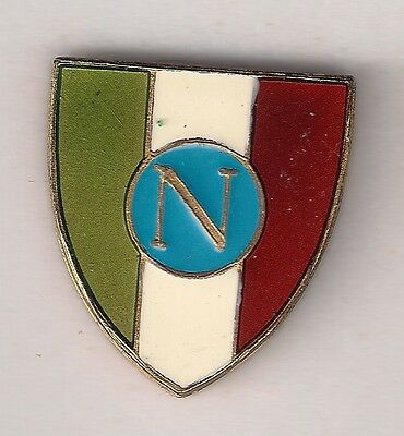 Distintivo Napoli Calcio Clip Badge Pins Scudetto