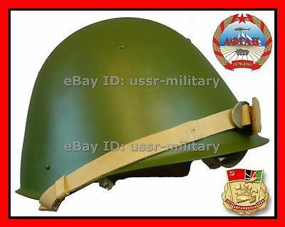 SALE!!! FREE SHIPPING!! №1 USSR Soviet stееl military h еlmеt SSh-68 Afganistan