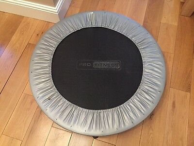 Pro Fitness Mini Trampoline / Trampette Jogger 3ft Wide. Coventry.