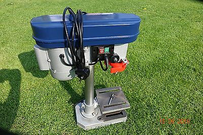 Bench Pillar Drill 350W Model WPPD350 5 Speed Great Condition!