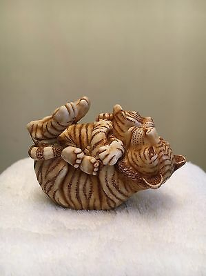 Tiger Trinket Box, Immaculate Condition