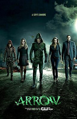 Arrow Group 11X17 Mini Movie Poster Collectible