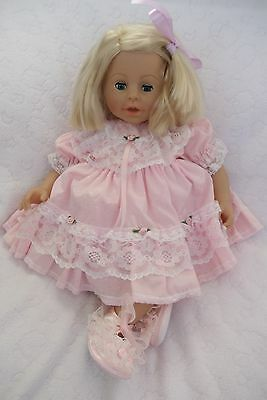 "Zapf Creation Chou Chou 19"" Girl Baby Doll for Play or Reborn"