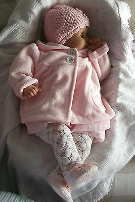 "Large 23"" Baby Doll for Play or Reborn"