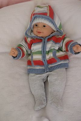 "Large 21"" Baby Doll for Play or Reborn"