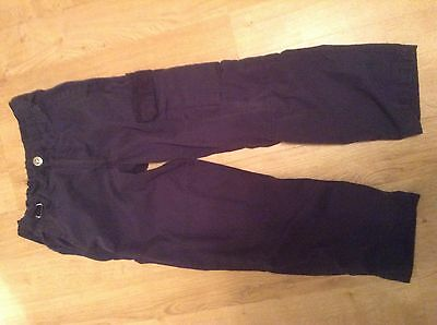 Cubs Uniform Trousers Age 9/10 Yrs