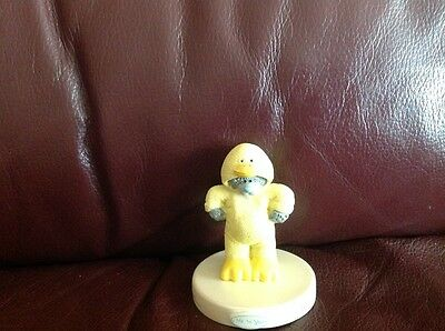 """Me to You Bear 3"""" Ornament - Duck Outfit"""
