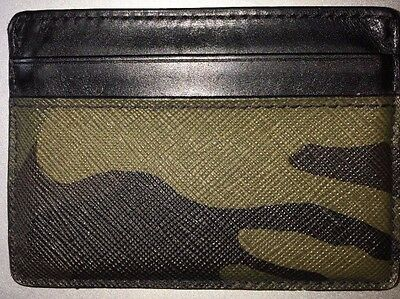 Michael Kors Cardholder 2014 Winter Collection Lmtd. Edition Camo