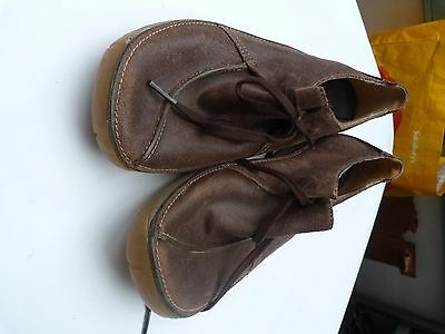 Womens Clarks Active Air Leather shoes size 6.5 NEW
