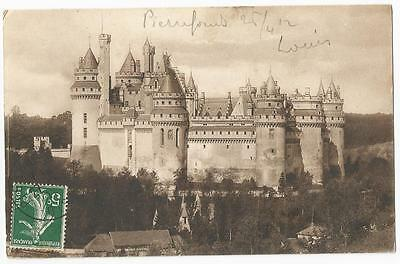 Carte Postale de Pierrefonds