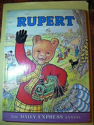 Rupert. The Daily Express Annual. 1976.