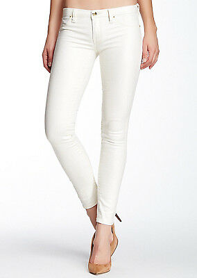 BLANKNYC The Spray On Golden Dream Super Skinny Beige Jeans