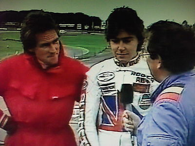 British Motorcycle Racing 1984 On Dvd Donington Oulton Park Brands Barry Sheene