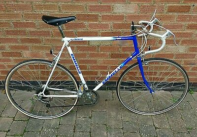Mens Emmelle Alpine Sports 10 speed road bike racer