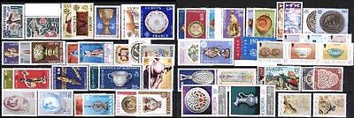 Cept Europa 1976 ** annata completa MNH year beautiful and complete 88,00