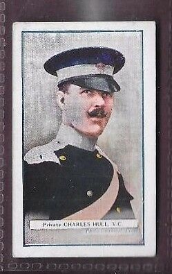 Gallaher Vc Heroes Number116