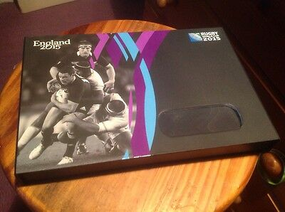 Rugby World Cup 2015 Hospitality Ticket case