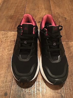 Adidas Boost Trainers 6.5 Black & Pink
