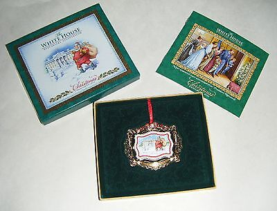 White House Historical Association Christmas Ornament 2011