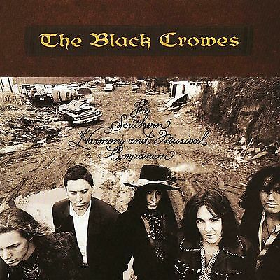 BLACK CROWES ~ THE SOUTHERN HARMONY... ~ 2 x 180gsm VINYL LP ~ MP3 ~ NEW/SEALED