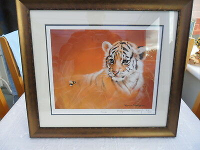 """Signed Limited Edition  Print """"curiosity"""" By Pollyanna Pickering 23/250"""