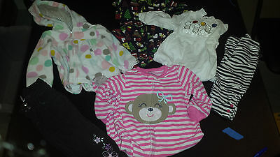 Baby Clothes Girl Size 12mo Lot