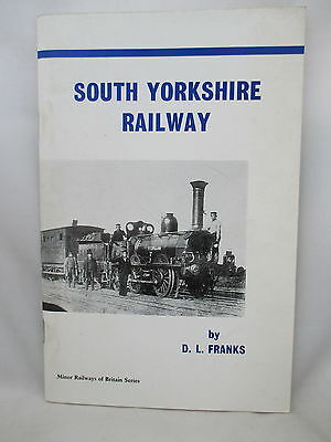 SOUTH YORKSHIRE RAILWAY ~ Franks. MS&LR. GREAT CENTRAL