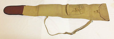 WW2 British Army Lee Enfield Rifle Webbing Carry Case
