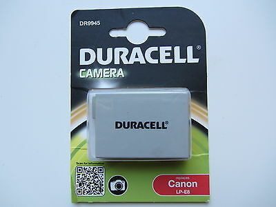 Duracell DR9945 Replacement Camera Battery for Canon LP-E8