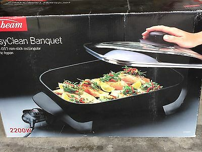 Electric Frypan, Cooker