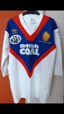 great britain rugby league shirt