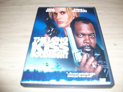 Action Movie: The Long Kiss Goodnight!! Used & In Excellent Condition!!