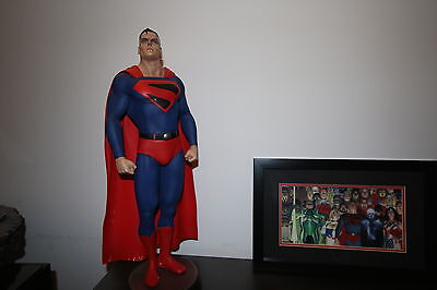 Superman Kingdom Come - 1/4 Scale - Alex Ross Statue - Worldwide#1 - No Sideshow