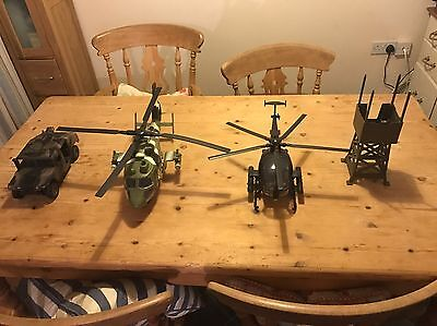 world peacekeepers Army Vehicle, Helicopters, Watch Tower & Figures