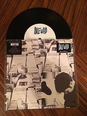 """Idlewild 'Roseability' 7"""" Vinyl Extremely Rare Limited Edition"""