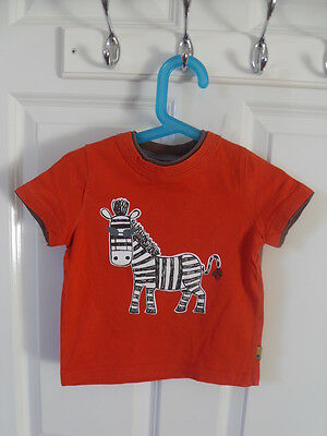 T-shirt from Mothercare.  Size 18-24 months