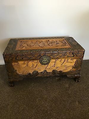 Camphor wood chest***MOVING SALE MUST SELL***