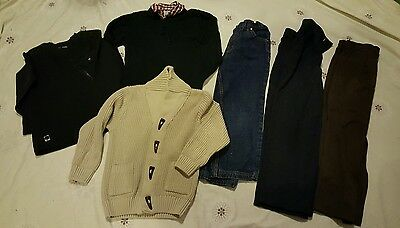 Boys 6-7 yrs Bundle Jumpers + Trousers