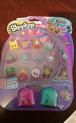 12 pack season 5 shopkins BNIB