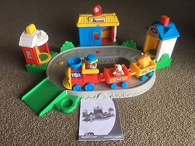 Fisher Price Little People - Train Set